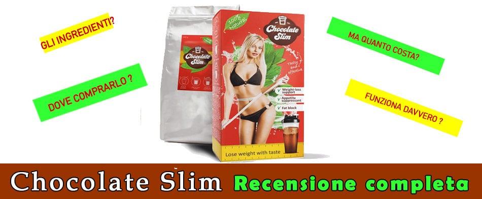 recensione chocolate slim